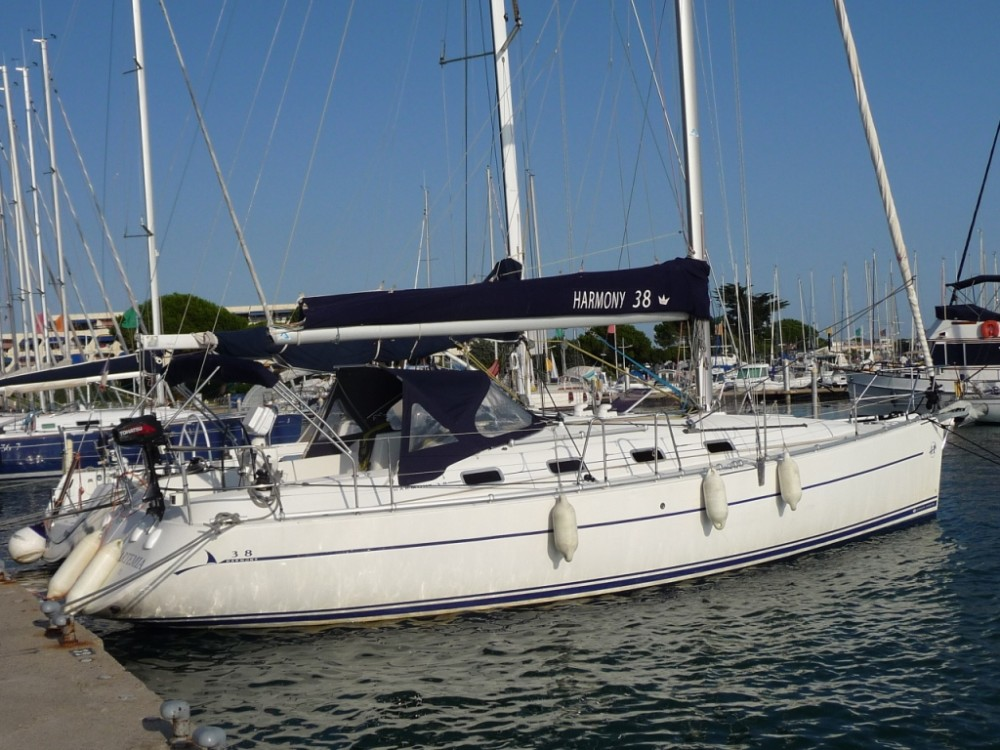 Jachthuur in Marseille - Poncin Yachts Harmony 38 via SamBoat