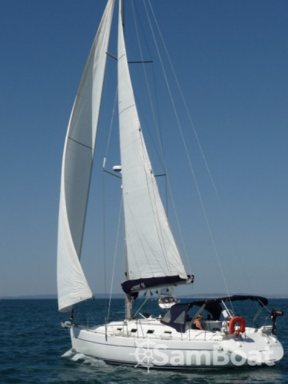 Poncin Yachts Harmony 38 between personal and professional Marseille