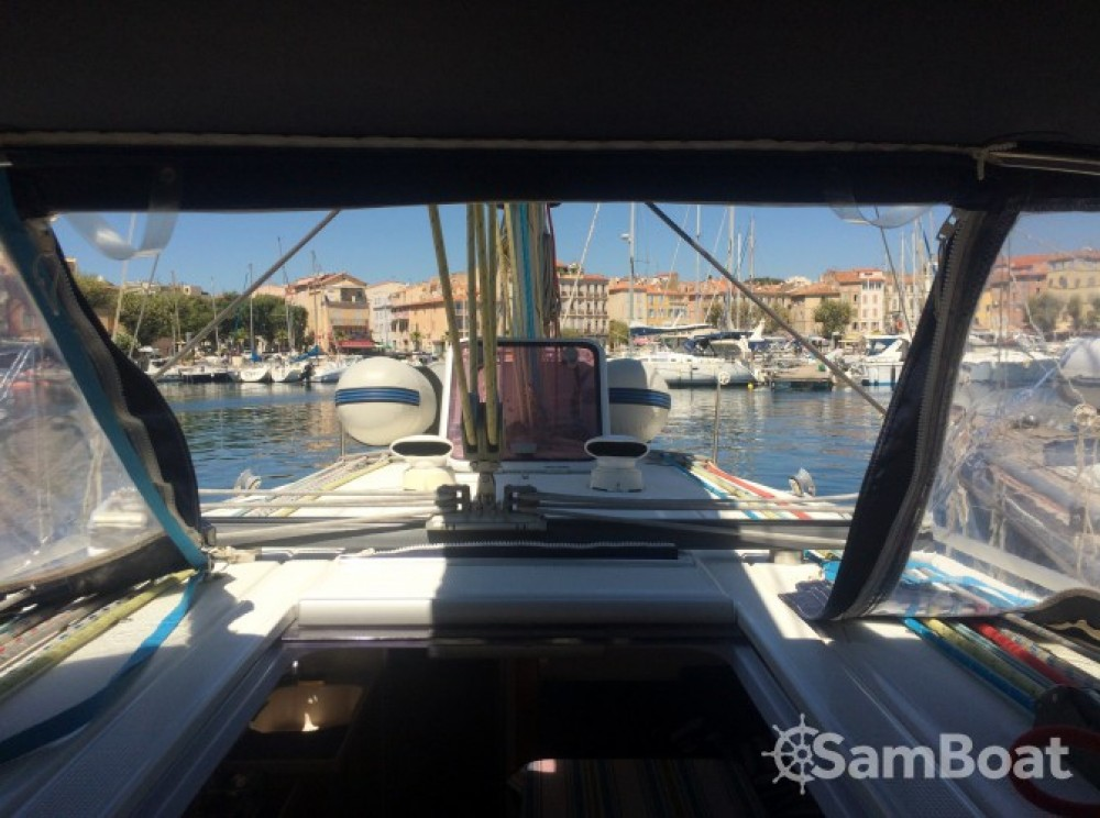 Poncin Yachts Harmony 38 te huur van particulier of professional in Marseille