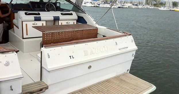 Rental Motor boat in Le Barcarès - Sea Ray Sea Ray 300 Sundancer