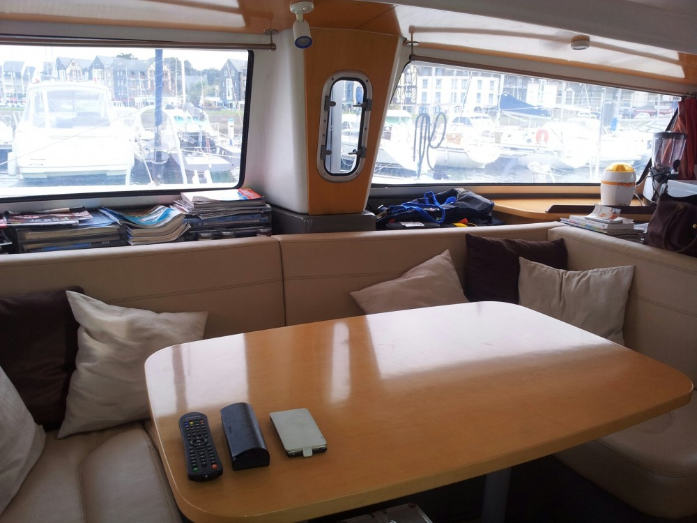 Jachthuur in Arzal - Fountaine Pajot Mahe 36 via SamBoat