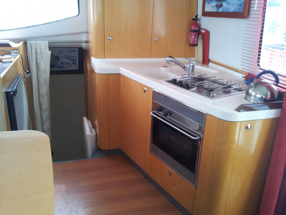 Boat rental Fountaine Pajot Mahe 36 in Arzal on Samboat
