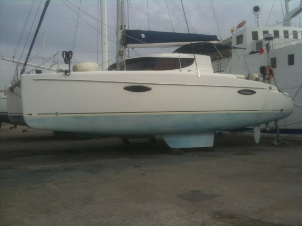 Bootverhuur Fountaine Pajot Mahe 36 in Arzal via SamBoat