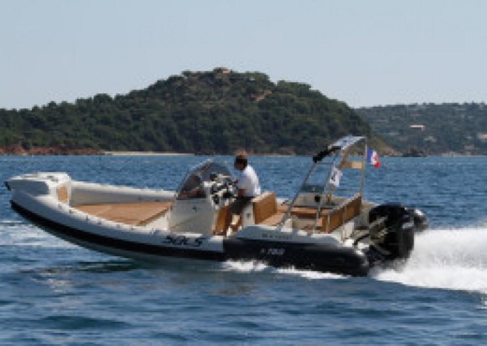 Location yacht à La Ciotat - Sacs 7.80 sur SamBoat
