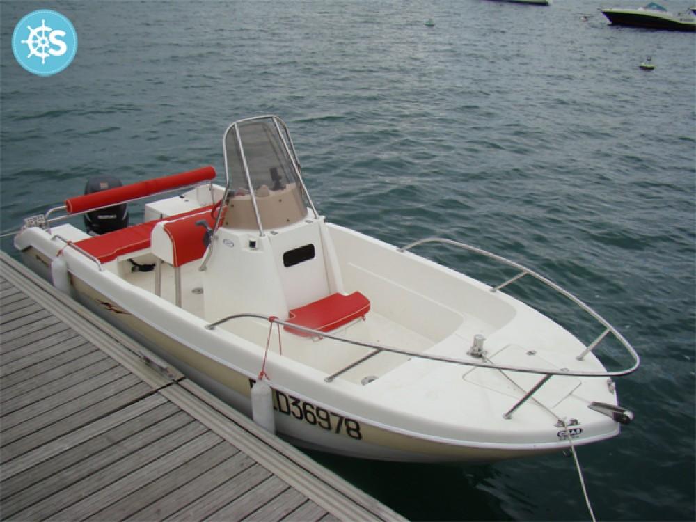 Location bateau Pro Marine Belone 550 Open à La Trinité-sur-Mer sur Samboat