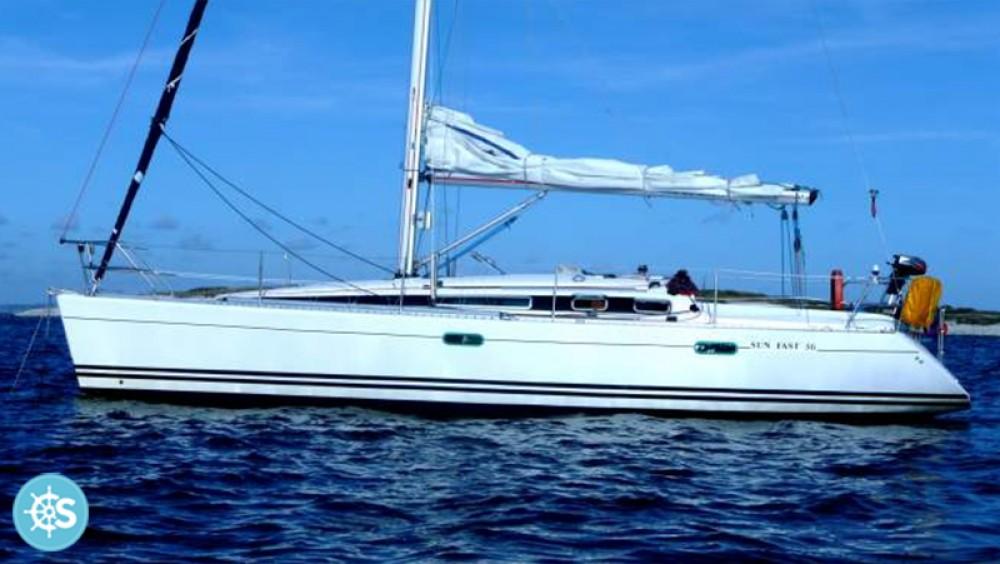 Verhuur Zeilboot in Lorient - Jeanneau Sun Fast 36