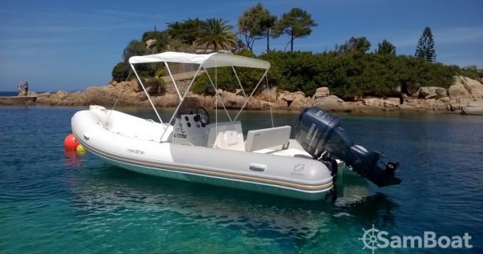 Boat rental Zodiac Medline 580 in Coti-Chiavari on Samboat