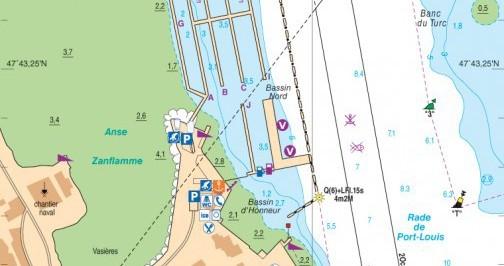 Location bateau Lorient pas cher 500