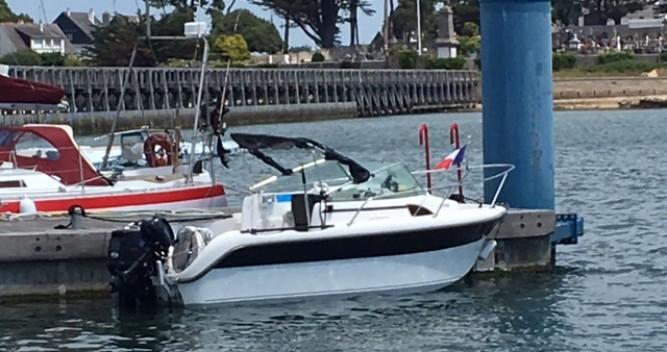 Location bateau Ocqueteau 500 à Lorient sur Samboat