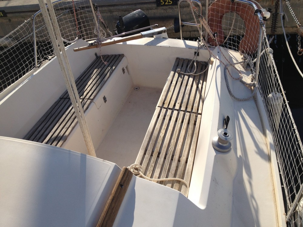 Verhuur Zeilboot Aloa met vaarbewijs
