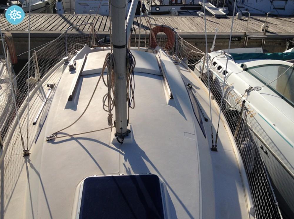 Segelboot mit oder ohne Skipper Aloa mieten in Bormes-les-Mimosas