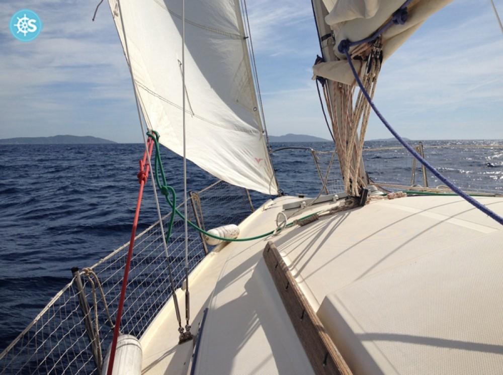 Segelboot mieten in Bormes-les-Mimosas - Aloa Aloa 25