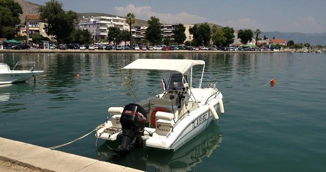 Alquiler de barcos Plastimo Sharck enDraveil en Samboat