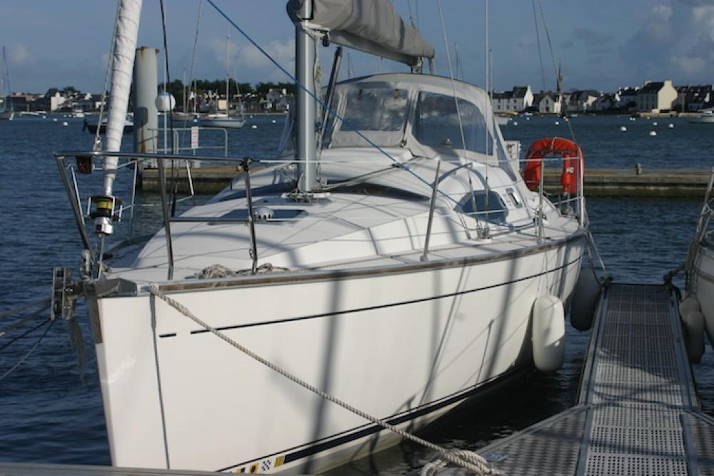 Segelboot mit oder ohne Skipper Kirie mieten in Loctudy
