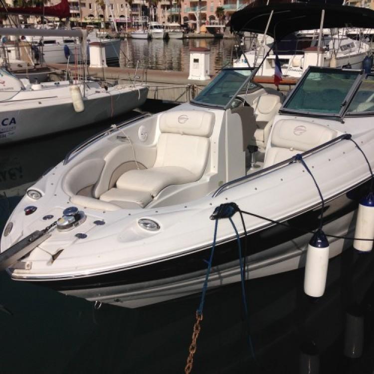 Bootsverleih Port Fréjus 2 günstig Crownline 260 LS