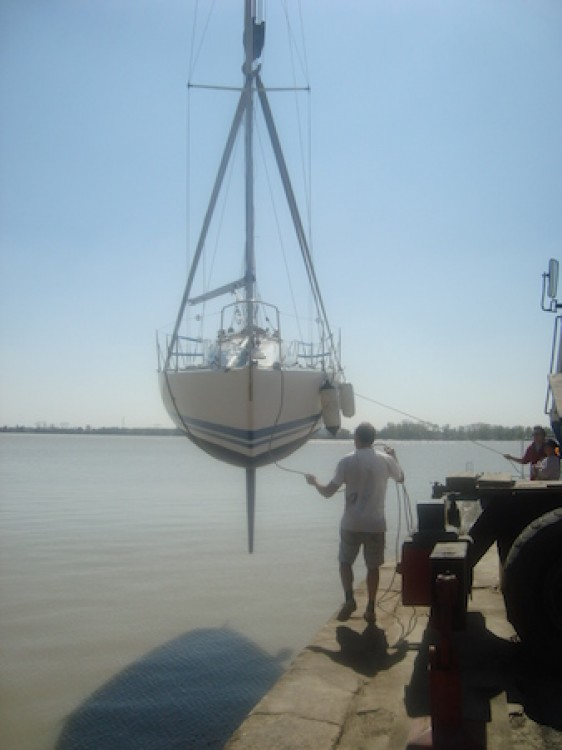 Noleggio Barca a vela Custom Made con un permesso di