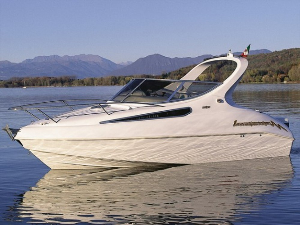 Noleggio Barca a motore Salpa con una patente