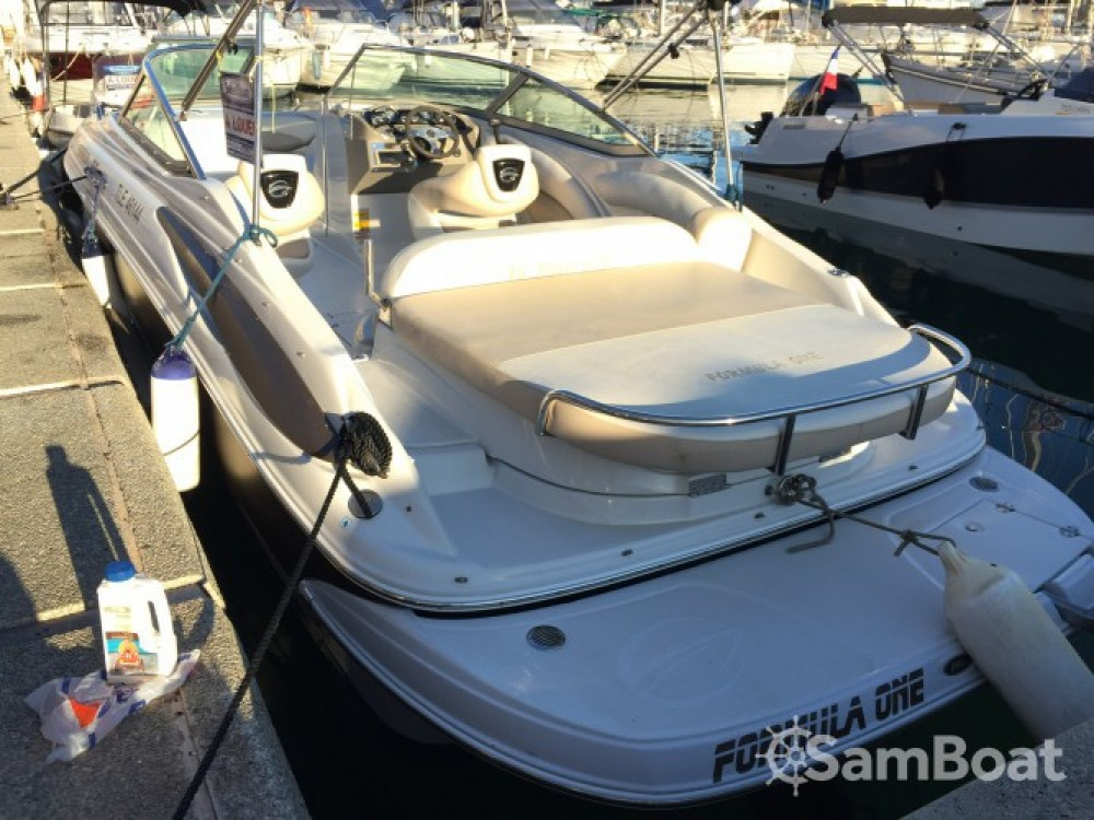Jachthuur in Port Fréjus 2 - Crownline Crownline 260 LS via SamBoat
