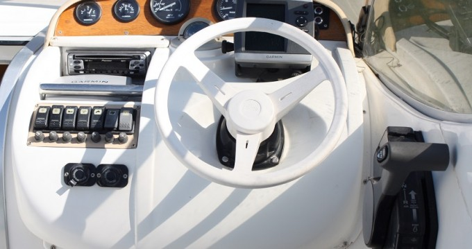 Hire Motor boat with or without skipper Salpa Marseille
