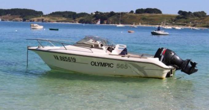 Ocqueteau Olympic 565 entre particuliers et professionnel à Le Palais