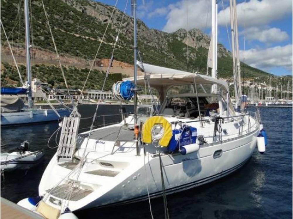 Jeanneau Sun Odyssey 47 Cc zwischen Privatpersonen und professionellem Anbieter Hyères