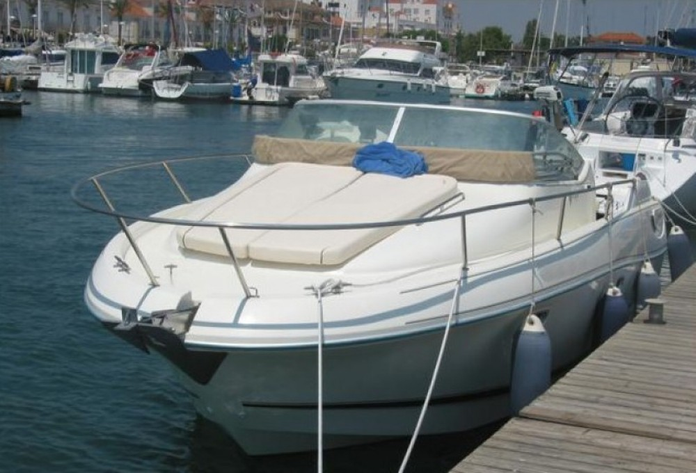 Jeanneau Leader 805 between personal and professional Hyères
