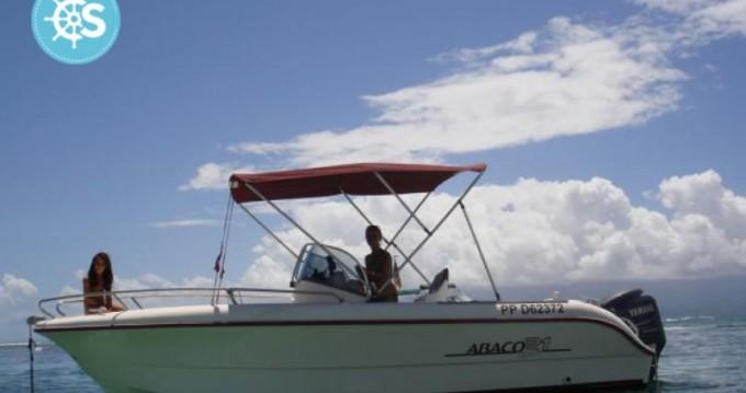 Louer Bateau à moteur avec ou sans skipper Ocqueteau à Pointe-à-Pitre
