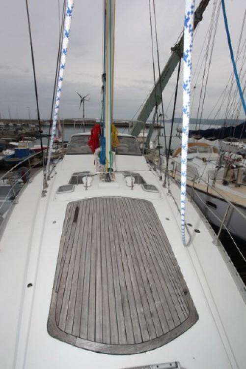 Segelboot mieten in Hyères - Jeanneau Sun Odyssey 47 Cc