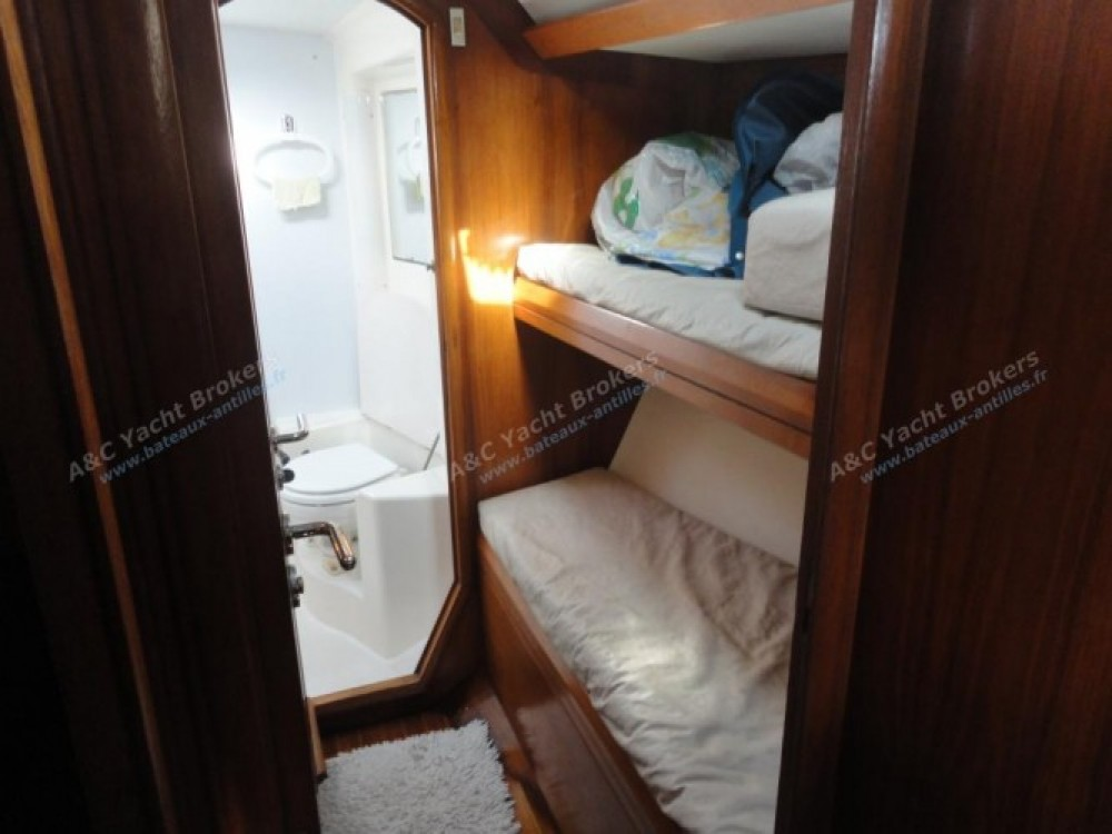 Noleggio yacht Marina du Marin - Jeanneau Sun Odyssey 47 su SamBoat