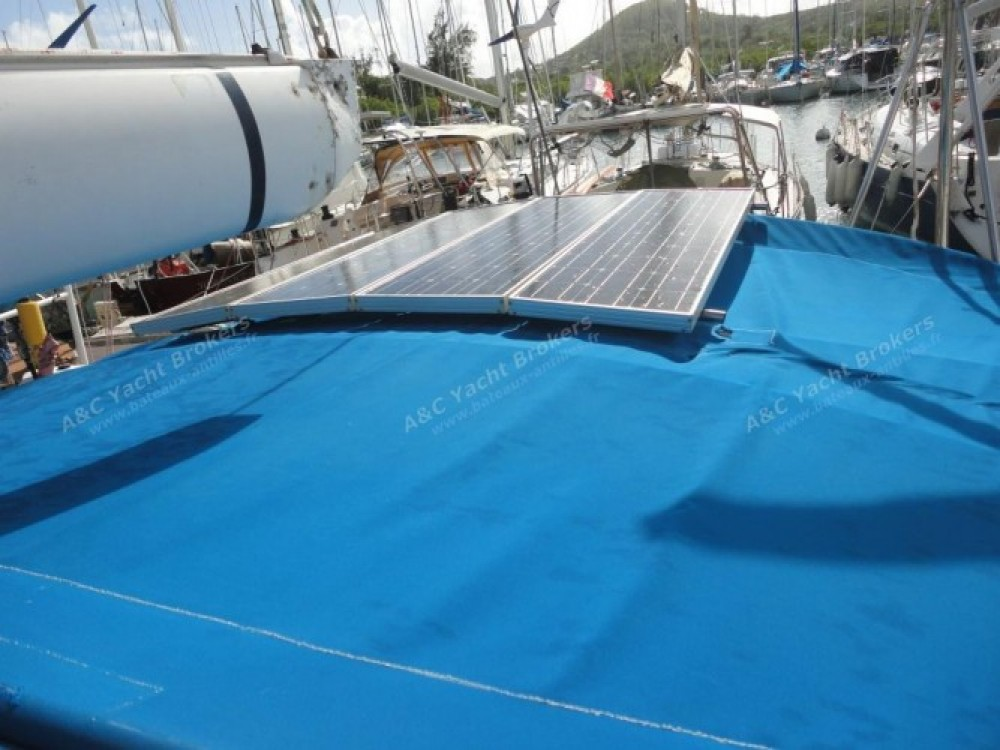 Location bateau Jeanneau Sun Odyssey 47 à Marina du Marin sur Samboat