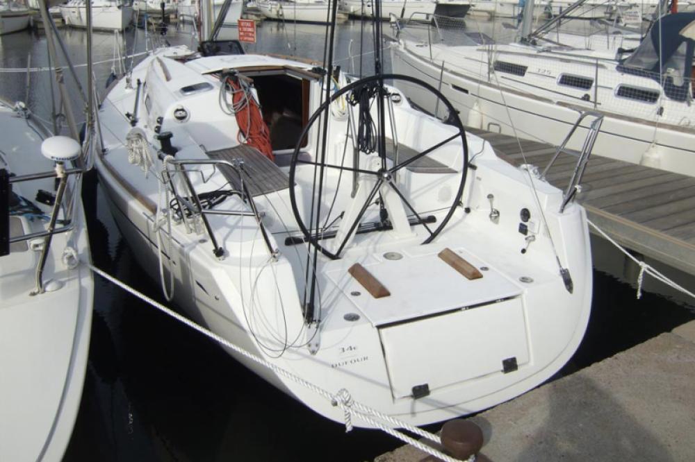 Location bateau Dufour Dufour 34 E Performance à Agde sur Samboat