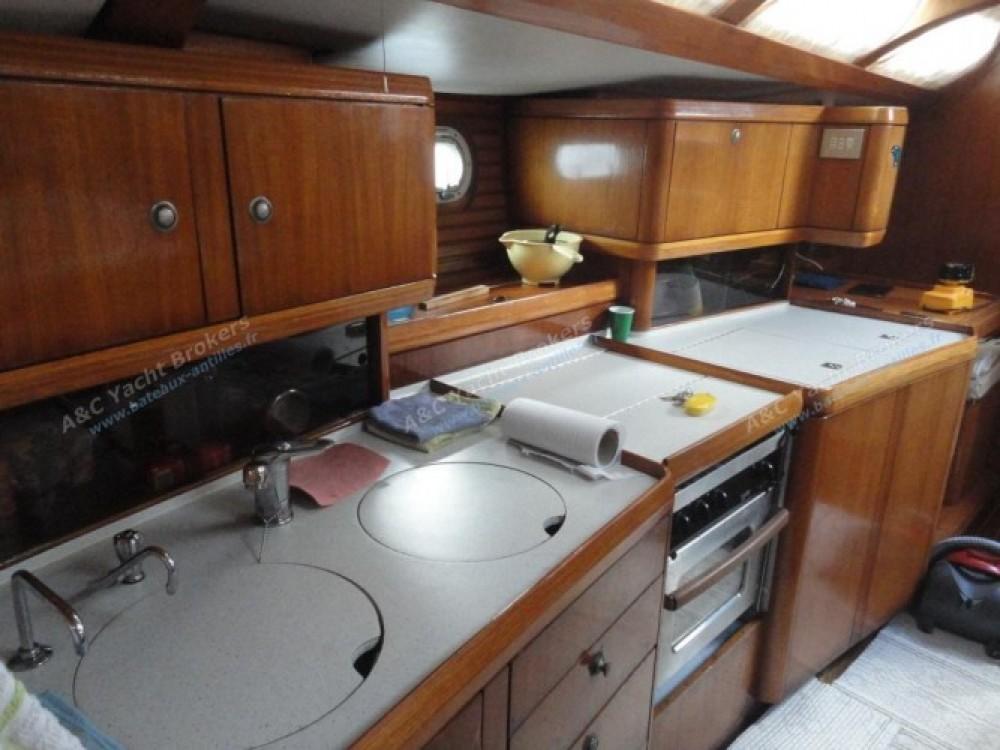 Location bateau Marina du Marin pas cher Sun Odyssey 47