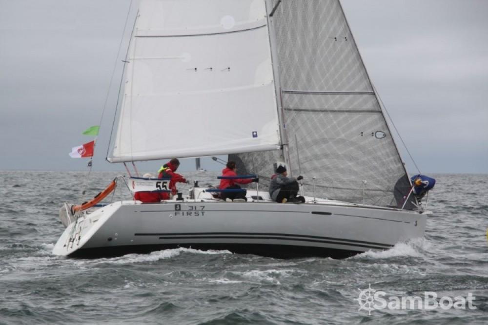 Segelboot mieten in Saint-Gilles-Croix-de-Vie zum besten Preis