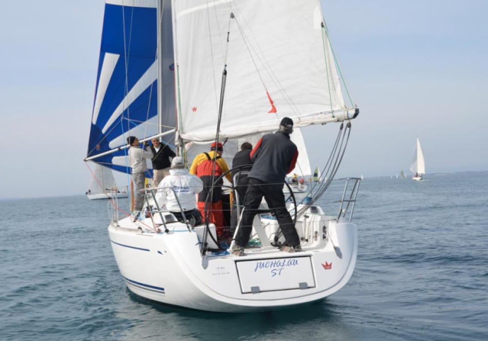 Verhuur Zeilboot in Agde - Dufour Dufour 34 E Performance