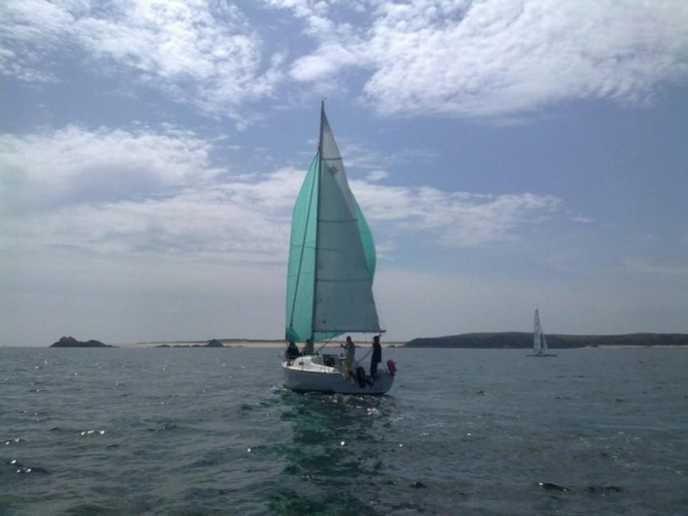 Verhuur Zeilboot in La Trinité-sur-Mer - Jeanneau Sun 2500