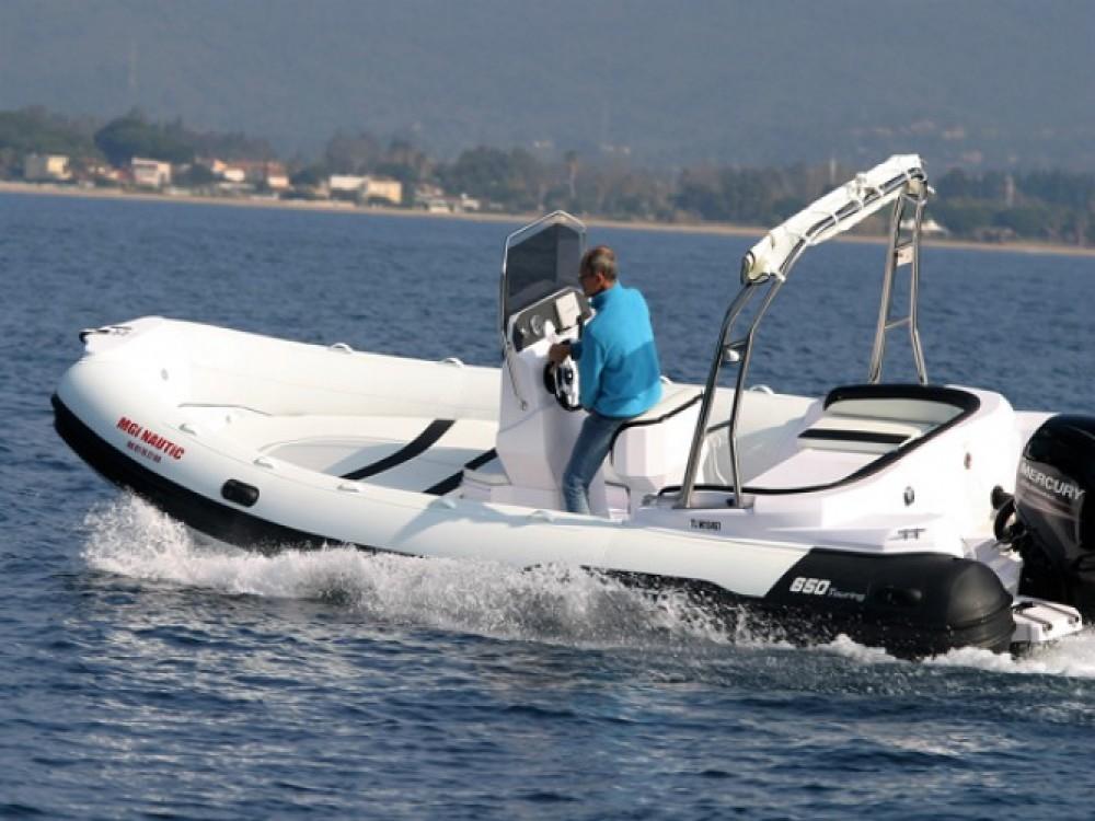 Italboats Predator 650 te huur van particulier of professional in Hyères