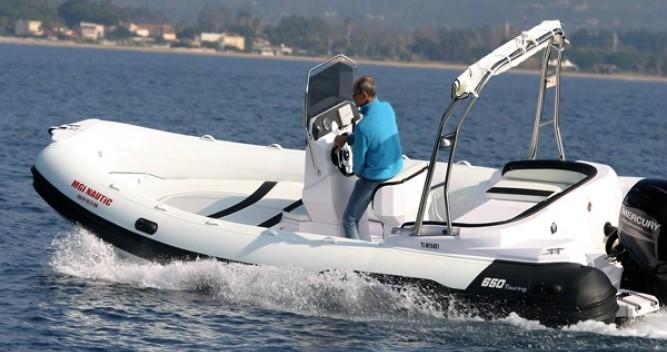 Louez un Italboats Predator 650 à Hyères