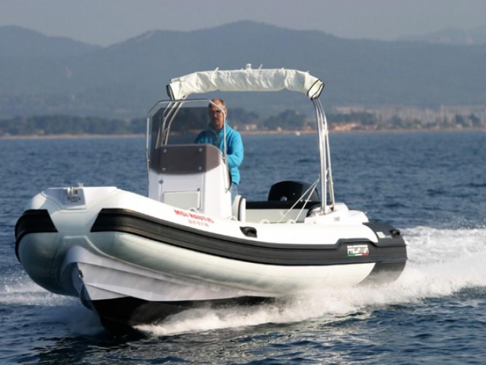 Jachthuur in Hyères - Italboats Predator 650 via SamBoat