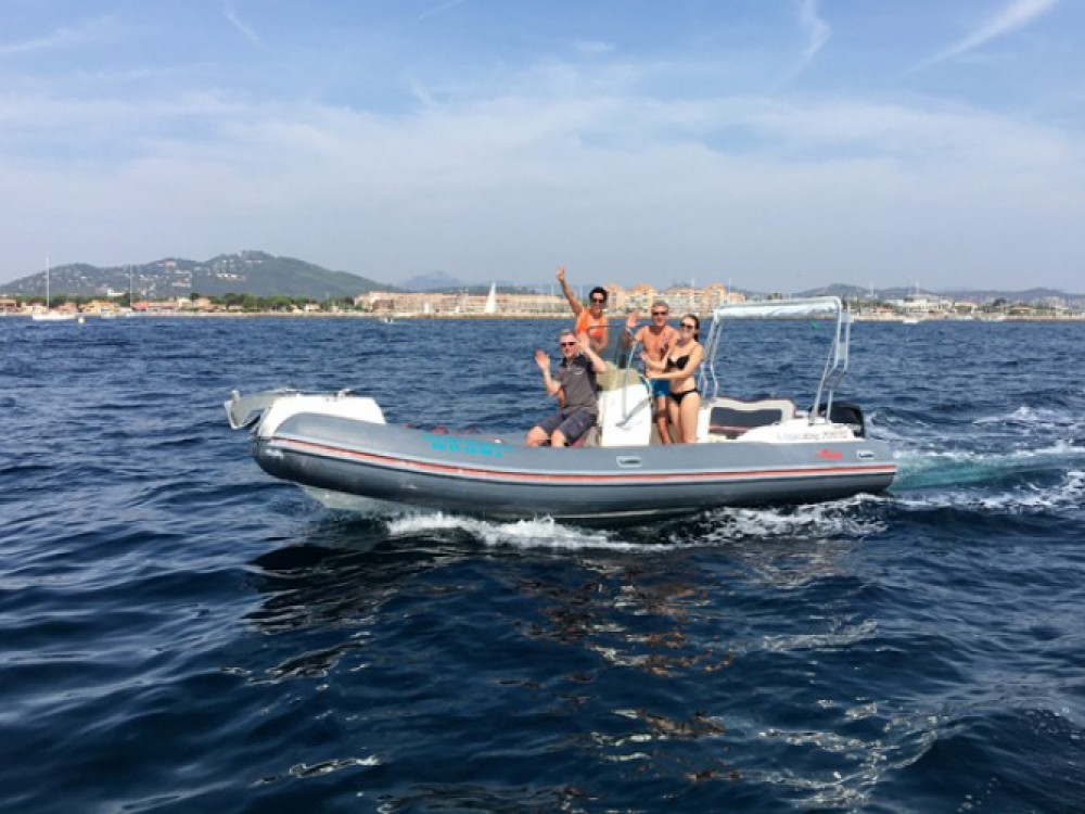 Bootverhuur Nuova Jolly Nuova Jolly 700 RS in Hyères via SamBoat