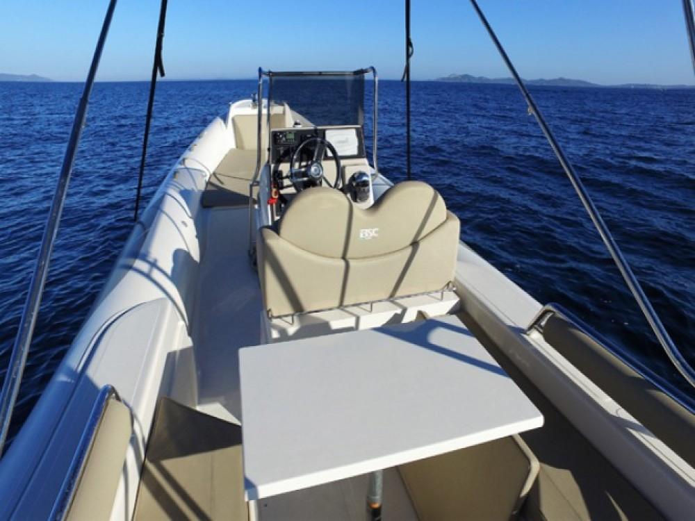 Huur Rubberboot met of zonder schipper Bsc in Hyères