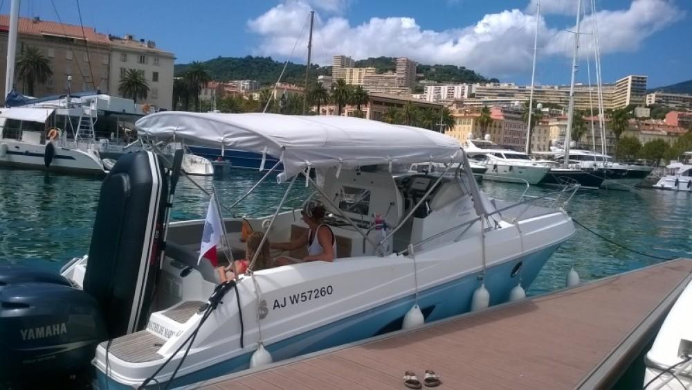 Location Bateau à moteur à Bastia - Bénéteau Flyer 850 Sun Deck Miami