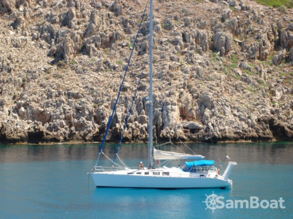 Yacht-Charter in Le Grau-du-Roi - Construction-A-Lunite Sloop 47 auf SamBoat