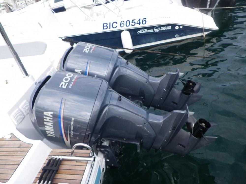 Location bateau Bastia pas cher Flyer 850 Sun Deck Miami