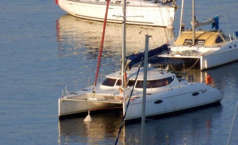 Bootverhuur Fountaine Pajot Lavezzi 40 in Marseille via SamBoat