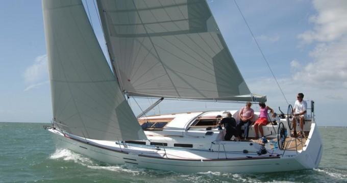 Location bateau Dufour 40 à Marseille sur Samboat