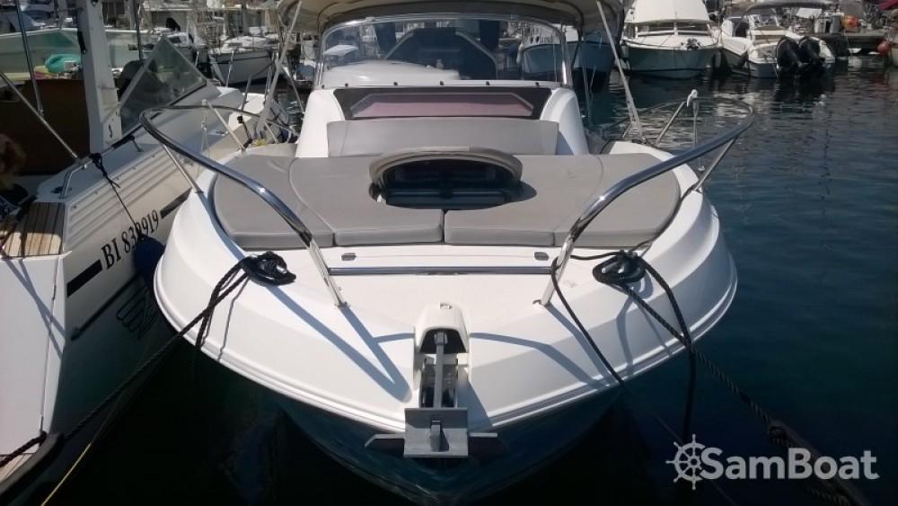 Verhuur Motorboot in Bastia - Bénéteau Flyer 850 Sun Deck Miami