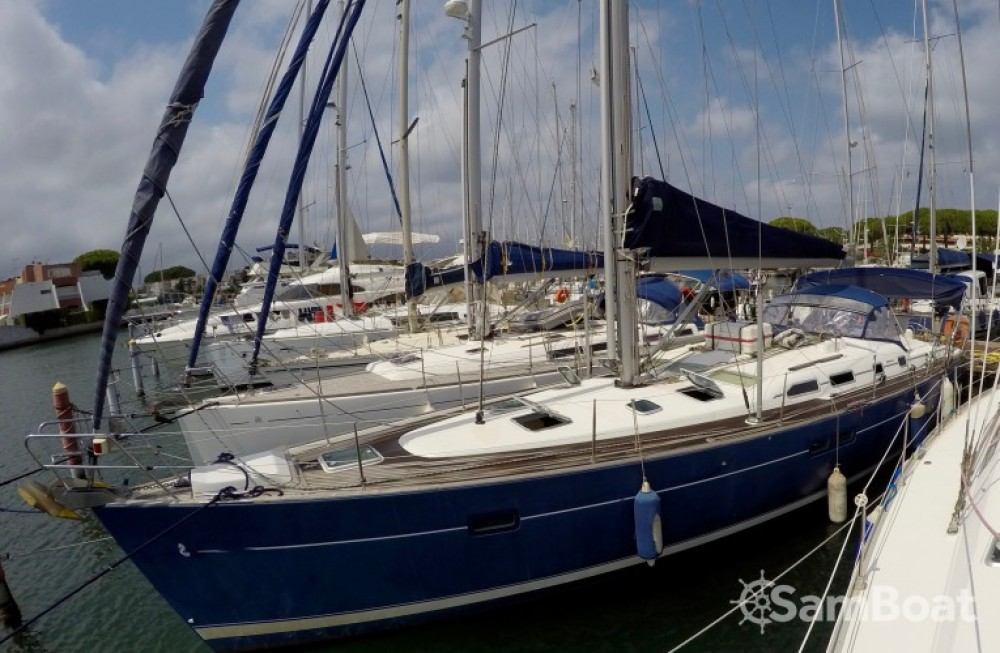 Bénéteau Oceanis 473 entre particuliers et professionnel à Le Grau-du-Roi