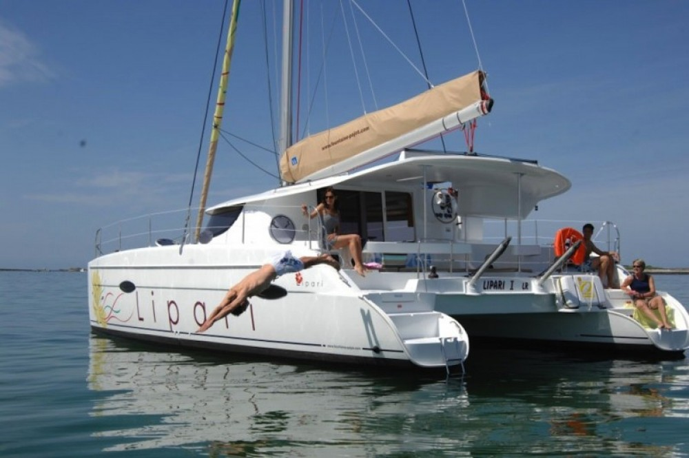Rent a Fountaine Pajot Lipari 41 Marseille
