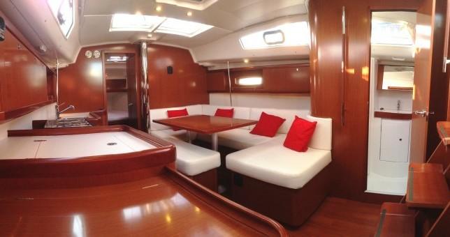Noleggio barche Bénéteau Oceanis 40 La Ciotat su Samboat