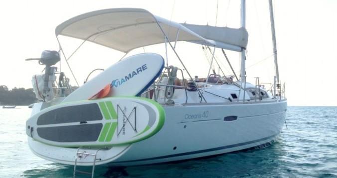 noleggio Barca a vela La Ciotat - Bénéteau Oceanis 40